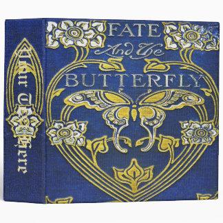 Falln Fate and the Butterfly Binder