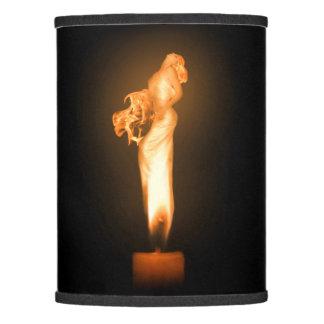 Gothic lamp shades zazzle falln fire lamp shade aloadofball Images