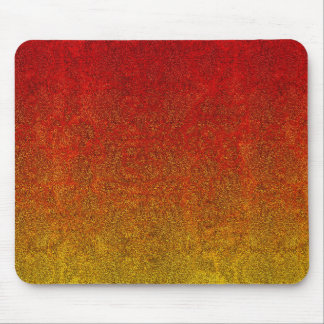 Falln Flame Glitter Gradient Mouse Pad