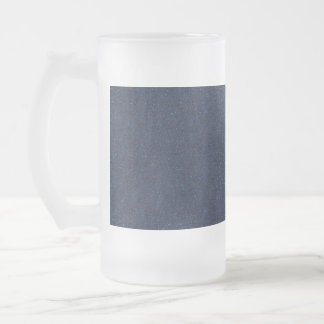 Falln Galaxy in Stone Frosted Glass Beer Mug