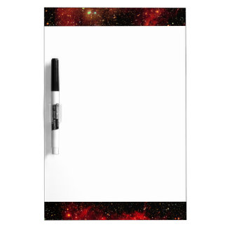 Falln Galaxy on Fire Dry Erase Board