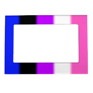 Falln Genderfluid Pride Flag Magnetic Frame