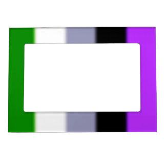 Falln Genderqueer Pride Flag Magnetic Frame