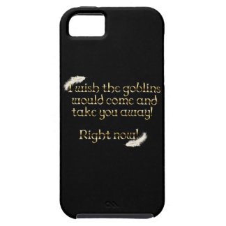 Falln Goblins Take You Away iPhone SE/5/5s Case