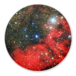 Falln Gold Dusted Galaxy Ceramic Knob