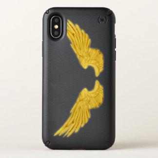 Falln Golden Angel Wings Speck iPhone X Case