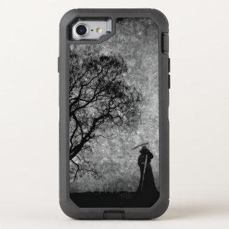 Falln Grim Reaper Original Art Boundaries Between OtterBox Defender iPhone 7 Case