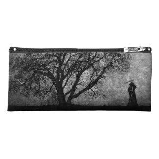 Falln Grim Reaper Original Art Boundaries Between Pencil Case