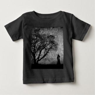 Falln Grim Reaper Original Art Boundaries Between T-shirt