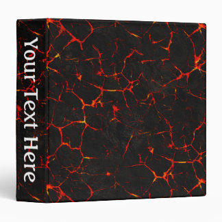Falln Hot Lava Binder