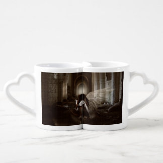 Falln I Thought I Was Your Angel Coffee Mug Set