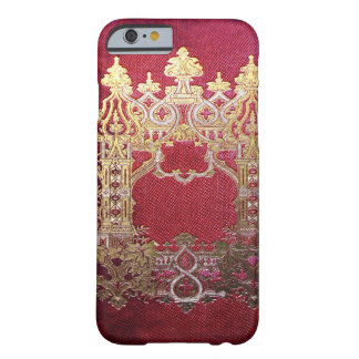 Falln Ink Stained Crimson Barely There iPhone 6 Case