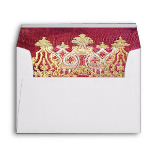 Falln Ink Stained Crimson Book Envelope
