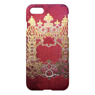 Falln Ink Stained Crimson iPhone 8/7 Case