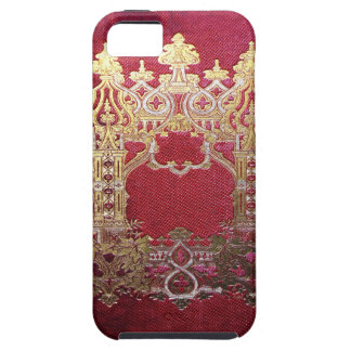 Falln Ink Stained Crimson iPhone SE/5/5s Case