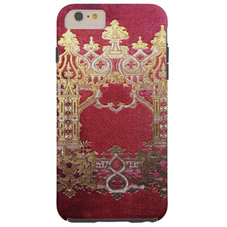 Falln Ink Stained Crimson Tough iPhone 6 Plus Case