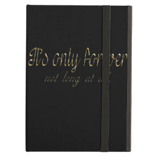 Falln It's Only Forever iPad Air Cover