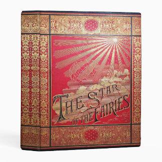 Falln la estrella del libro de las hadas mini carpeta