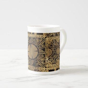 Falln Lament Spread Tea Cup
