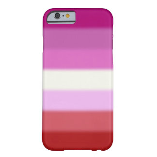 Falln Lesbian Pride Flag Barely There iPhone 6 Case