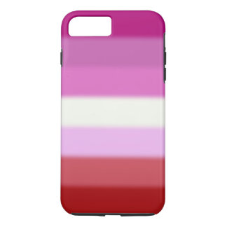 Falln Lesbian Pride Flag iPhone 8 Plus/7 Plus Case