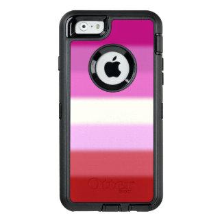 Falln Lesbian Pride Flag OtterBox iPhone 6/6s Case
