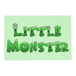 Falln Little Monster Placemat