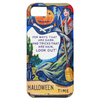 Falln Look Out Halloween Time iPhone SE/5/5s Case