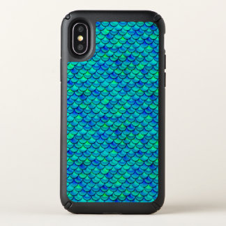 Falln Mermaid Scales Speck iPhone X Case