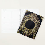 "Falln Ornate Gold Frame Planner<br><div class=""desc"">&lt;3</div>"