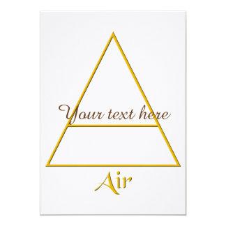 Falln Pagan Air Element Symbol Card