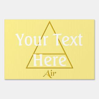 Falln Pagan Air Element Symbol Sign