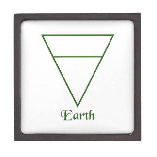 Falln Pagan Earth Element Symbol Gift Box