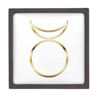 Falln Pagan Horned God Symbol Jewelry Box