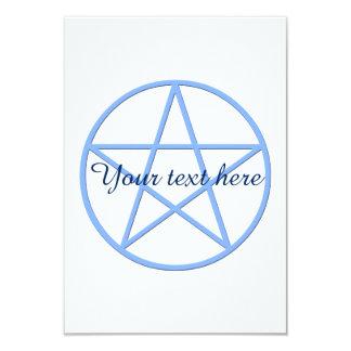Falln Pagan Pentacle Card