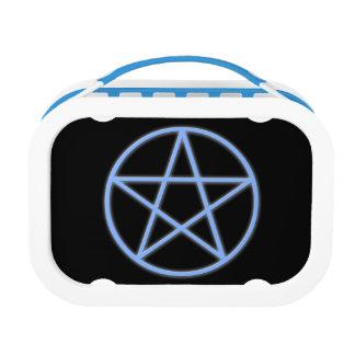 Falln Pagan Pentacle Lunch Box