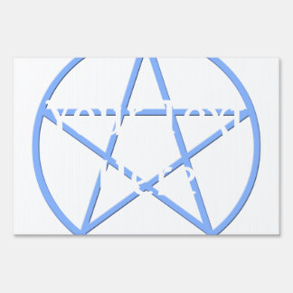 Falln Pagan Pentacle Sign