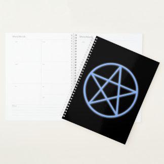 Falln Pagan Pentacle Symbol Planner