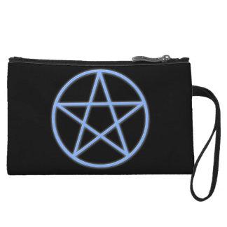 Falln Pagan Pentacle Wristlet Wallet