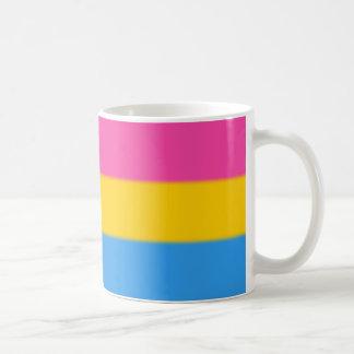 Falln Pansexual Pride Flag Coffee Mug