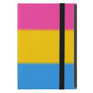 Falln Pansexual Pride Flag Cover For iPad Mini