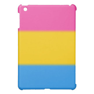Falln Pansexual Pride Flag iPad Mini Cases