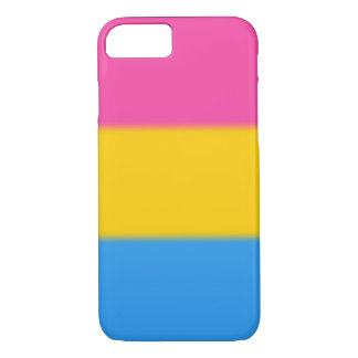 Falln Pansexual Pride Flag iPhone 8/7 Case