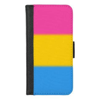 Falln Pansexual Pride Flag iPhone 8/7 Wallet Case