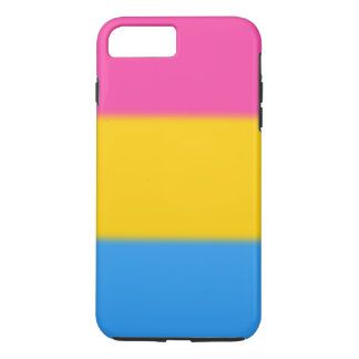 Falln Pansexual Pride Flag iPhone 8 Plus/7 Plus Case