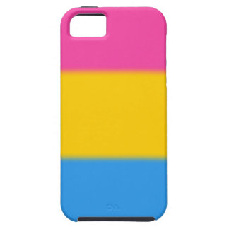 Falln Pansexual Pride Flag iPhone SE/5/5s Case