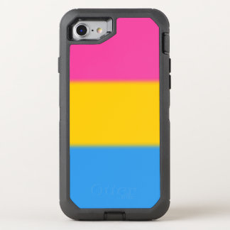Falln Pansexual Pride Flag OtterBox Defender iPhone 8/7 Case