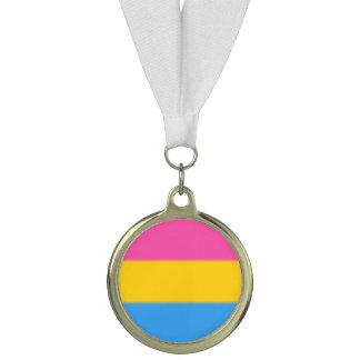 Falln Pansexual Pride Medal