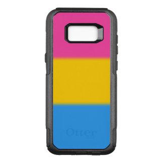 Falln Pansexual Pride OtterBox Commuter Samsung Galaxy S8+ Case