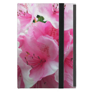 Falln Pink Floral Blossoms Cover For iPad Mini